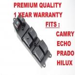 Master Power Window Switch for Toyota Echo 1999-2005 High quality 1 yr warranty