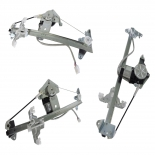 WINDOW REGULATOR FITS FORD FALCON AU BA BF LEFT HAND SIDE REAR WITH MOTOR