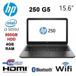 HP 250 G5 500GB Intel Celeron 4GB USB 3.0 HDMI DVD Windows 10 15.6