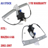 Electric Power Window Regulator & Motor FIT Mazda 6 GG LH Front 2002-07 NEW