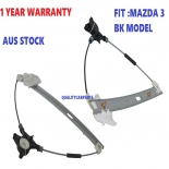 Electric Power Window Regulator with motor fit Mazda 3 LH Front BK 04-09