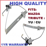 WINDOW REGULATOR fits MAZDA TRIBUTE YU CU RIGHT HAND SIDE FRONT (driver )