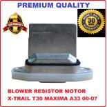 Blower Motor Heater Fan Resistor For Nissan Maxima A33 X-Trail T30 2000-2007