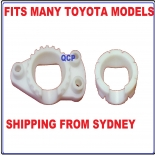 Gear linkage selector bush repair kit fit Toyota Aygo Avensis Cruiser Hilux etc