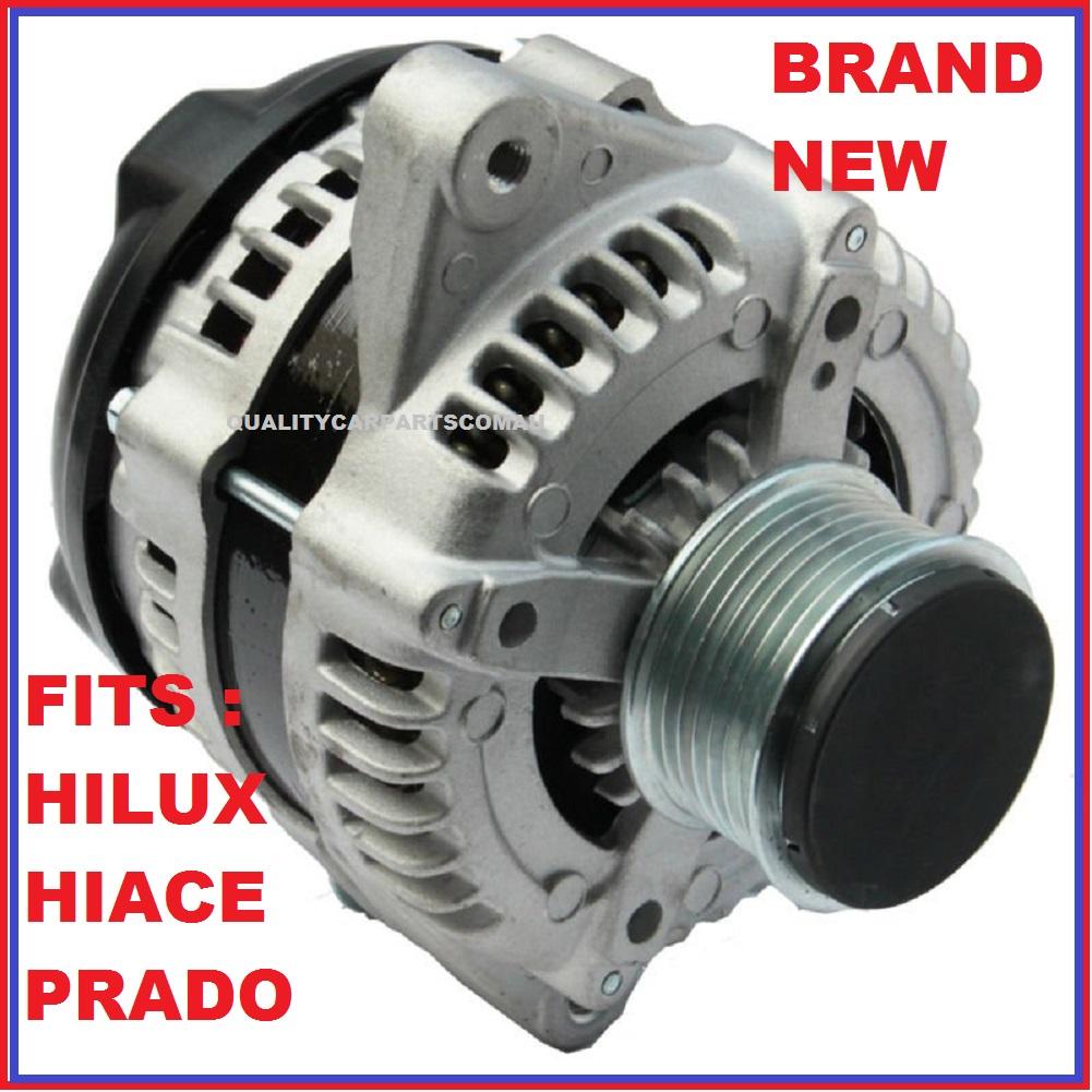 Alternator for TOYOTA Hiace KDH220 KDH222 2KD-FTV 2.5L Diesel 05-16 130A