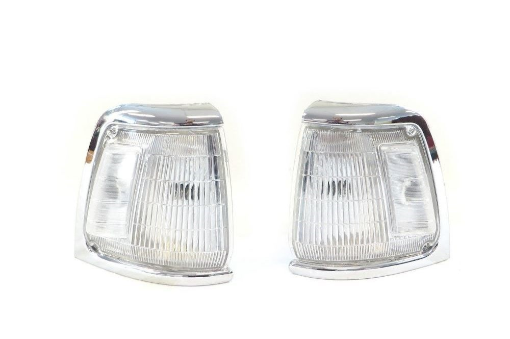 Park corner lights pair for Toyota Hilux 2wd 88-97