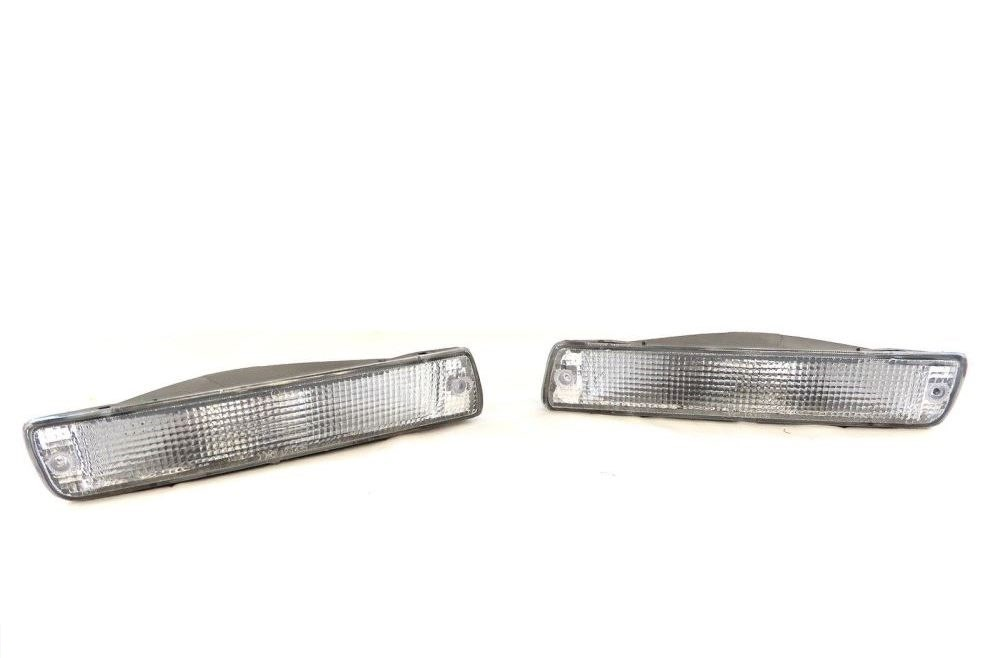 Front Indicators pair for toyota landcruiser 80 Series