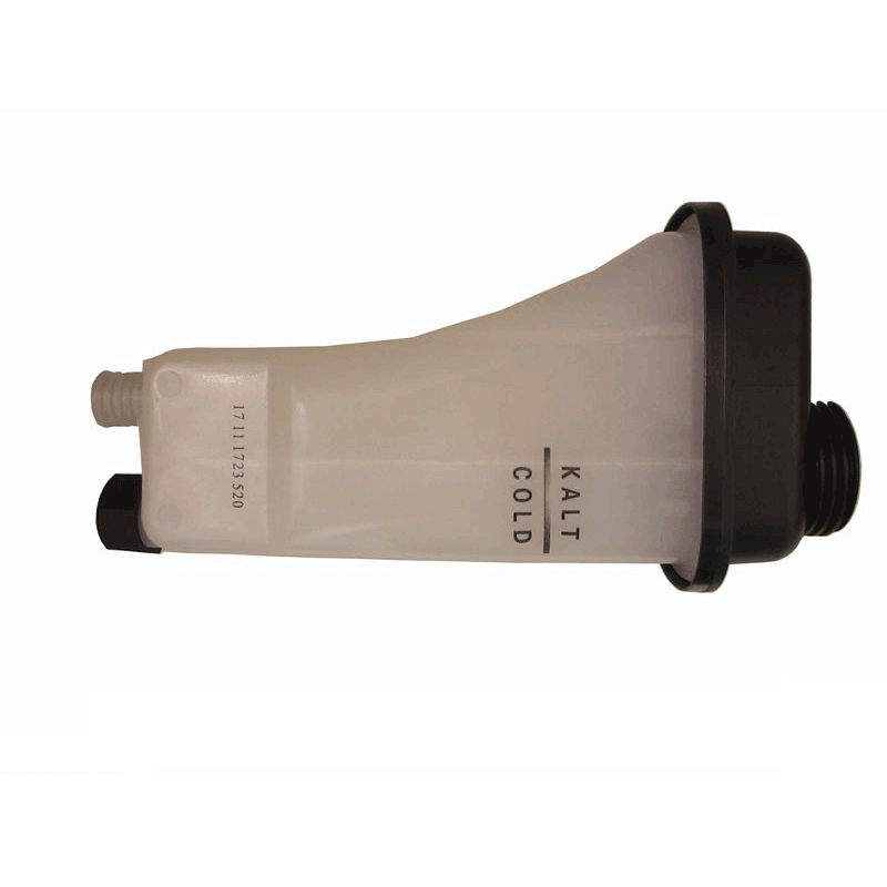 Expansion Tank Without Level Sensor Or Cap  FITS Bmw E39 E36