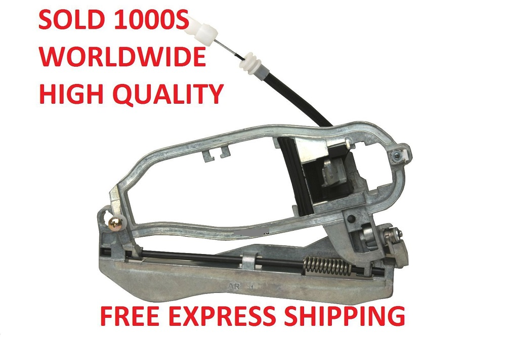 DRIVER Outside Door Handle Carrier NEW for BMW X5 E53
