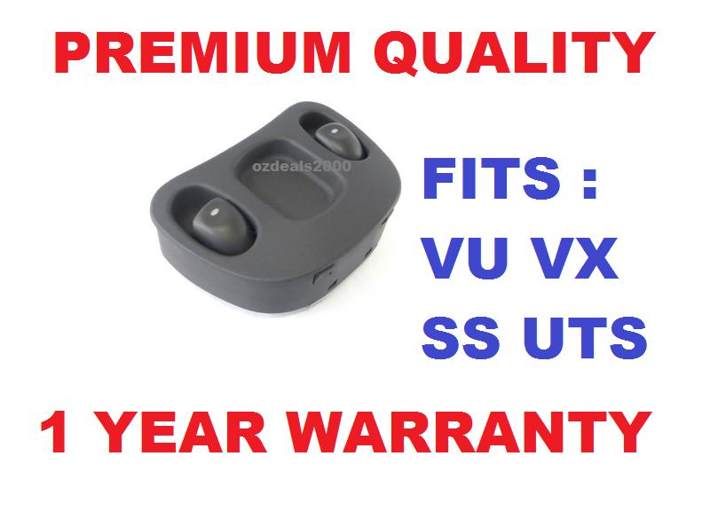 Holden Commodore VU VX Ute SS Power Window Switches New