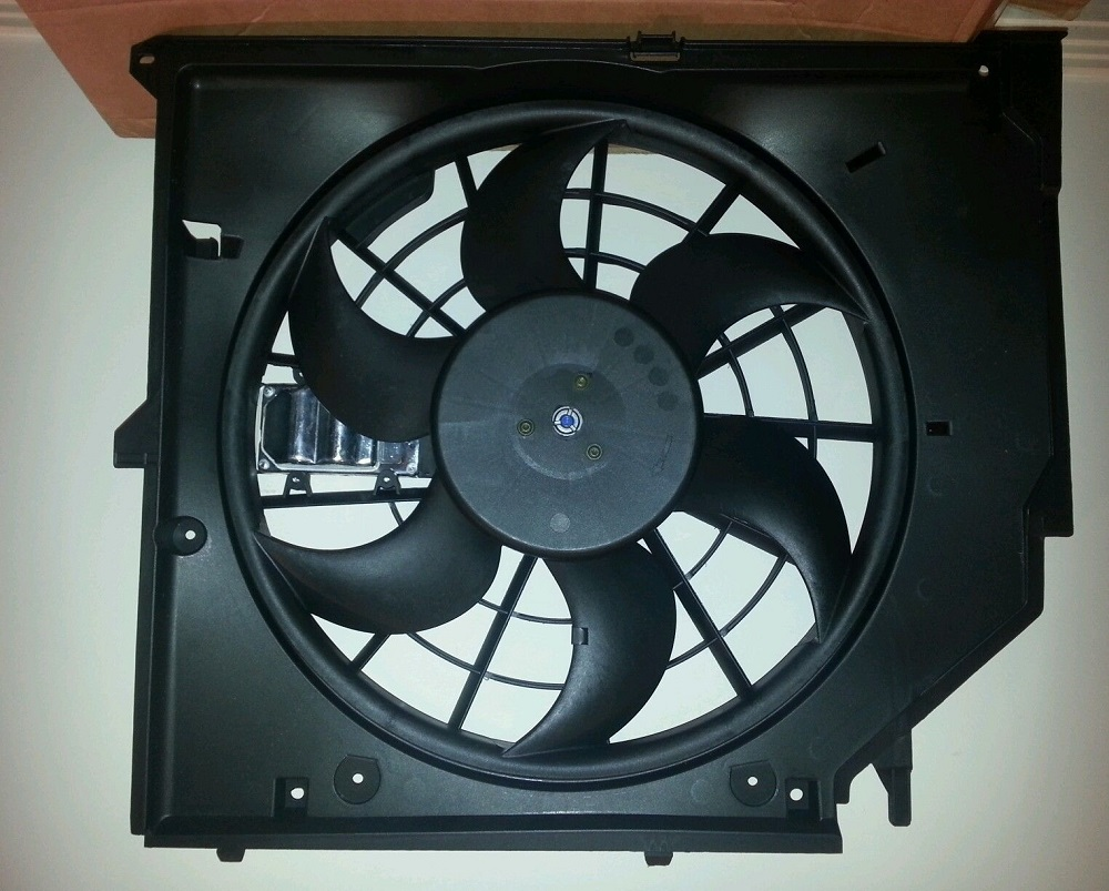 2000 Bmw 328i Cooling Fan