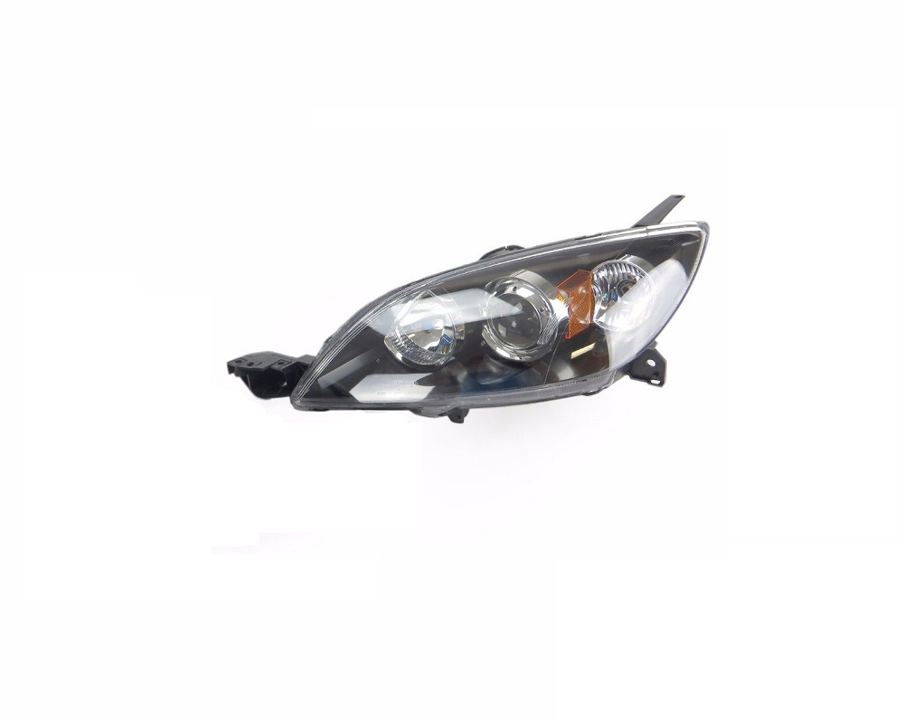 Headlights left for Mazda 3 2004-2009