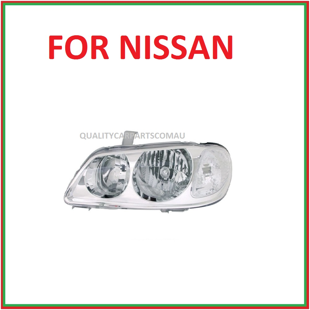 Headlight Left Side for Nissan Pulsar N16 Sedan 2003-2006