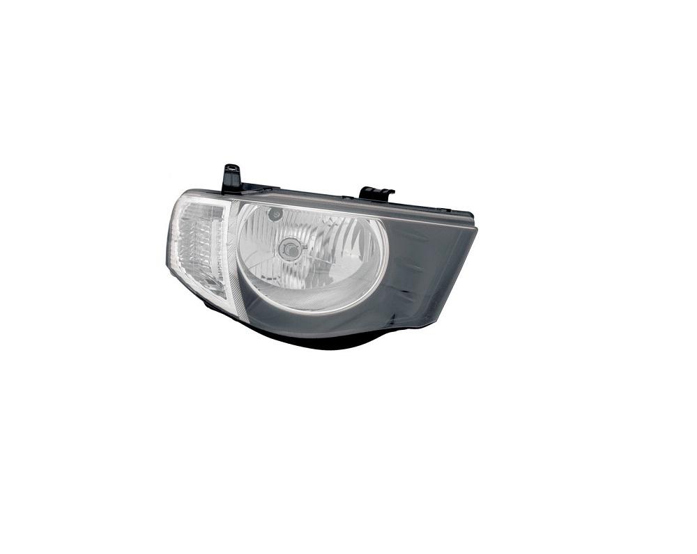 Headlights Right for Mitsubishi Triton MN 2009-2015