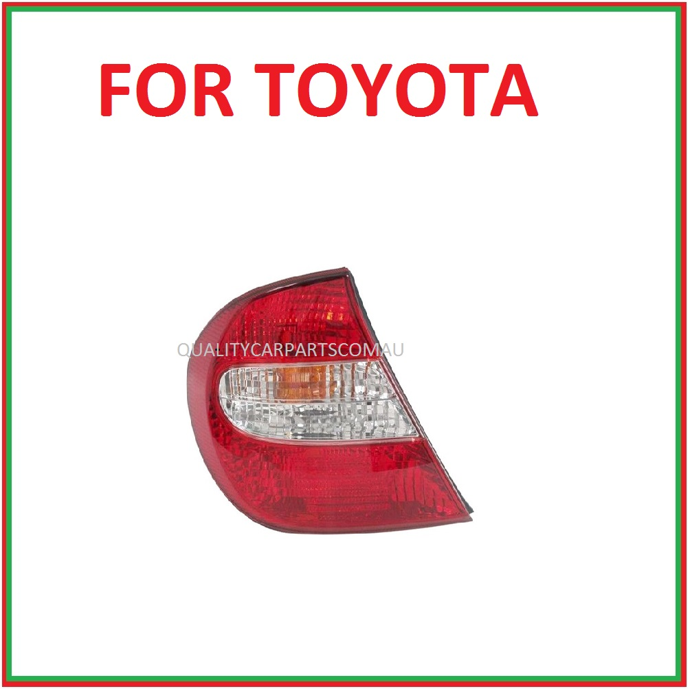 Tail light Left Side for Toyota Camry 2002-2004