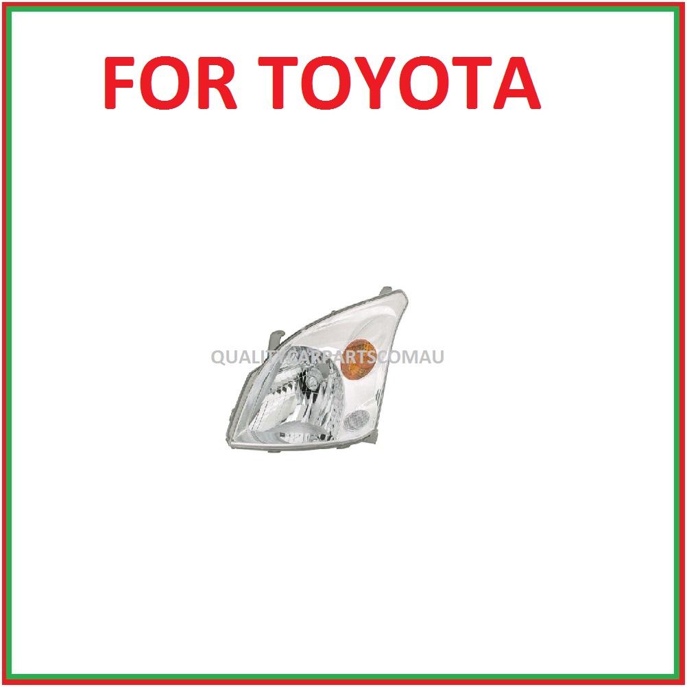 Headlights left for Toyota landcruiser Prado J120 2003-2009