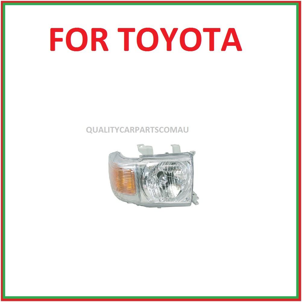 Headlights left for Toyota landcruiser 200 series 2007-2015