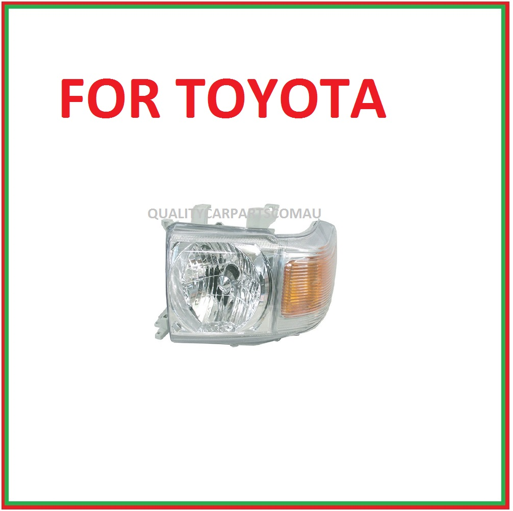 Headlights Right for Toyota landcruiser 200 series 2007-2015