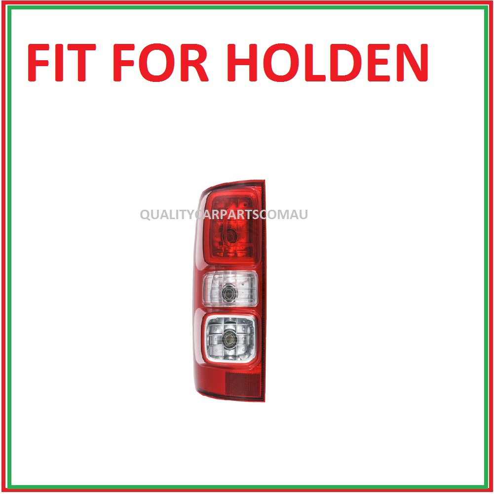 Tail light Left & Right Side(Pair) for Holden Colorado RG 2011-2015