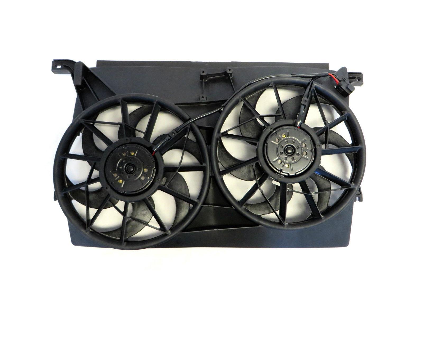 BA BF electric radiator Dual Fan Twin Thermo Radiator Fan 2002-2006 for Ford falcon