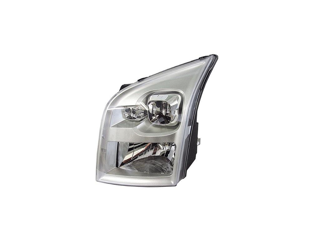 Headlight Left Side for Ford Transit VM 2006-2014
