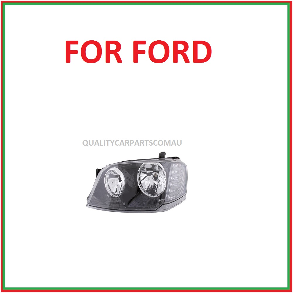 Headlight Left Side for Ford Territory SX/SY 2004-2009