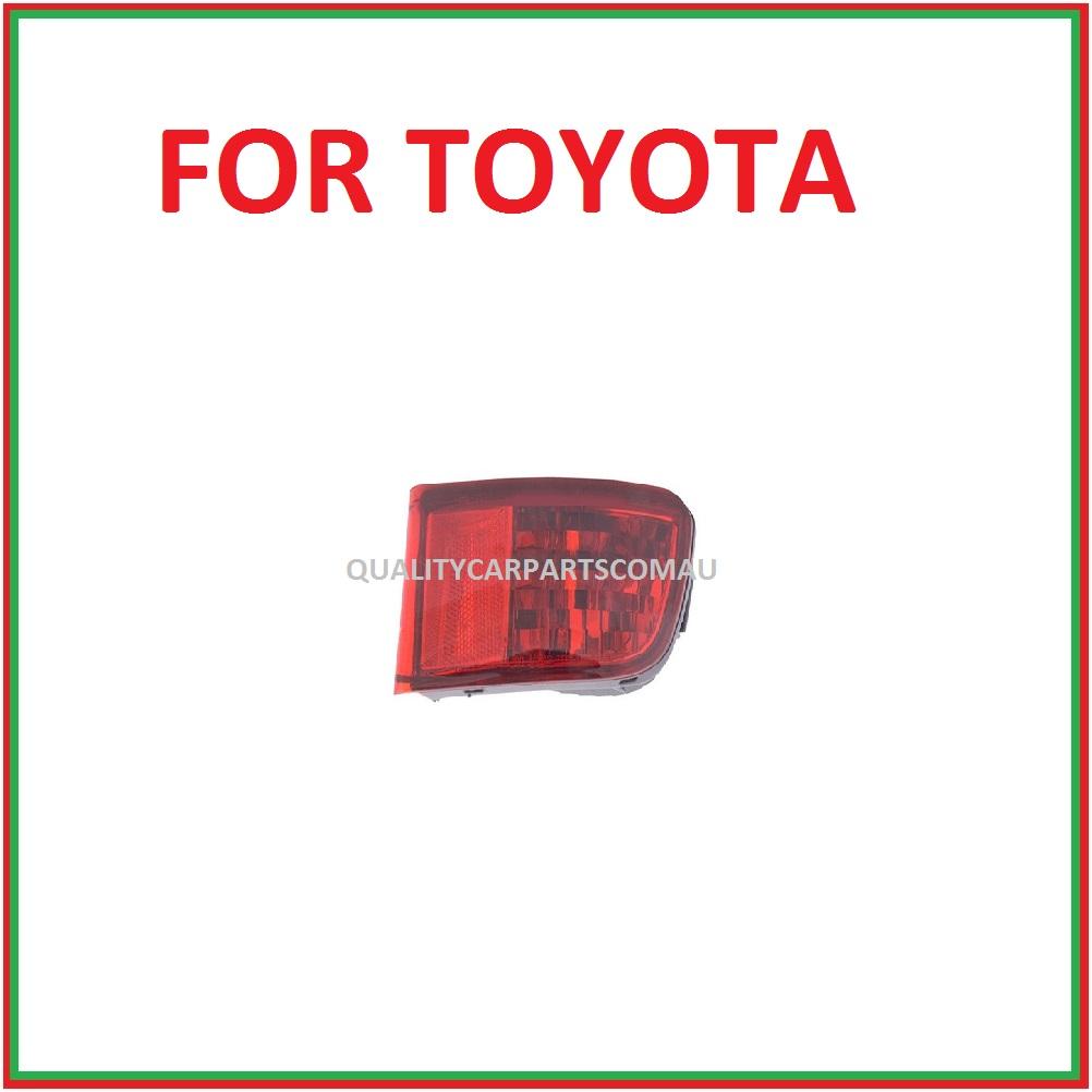 Tail lights left for Toyota landcruiser Prado J120 2002-2009