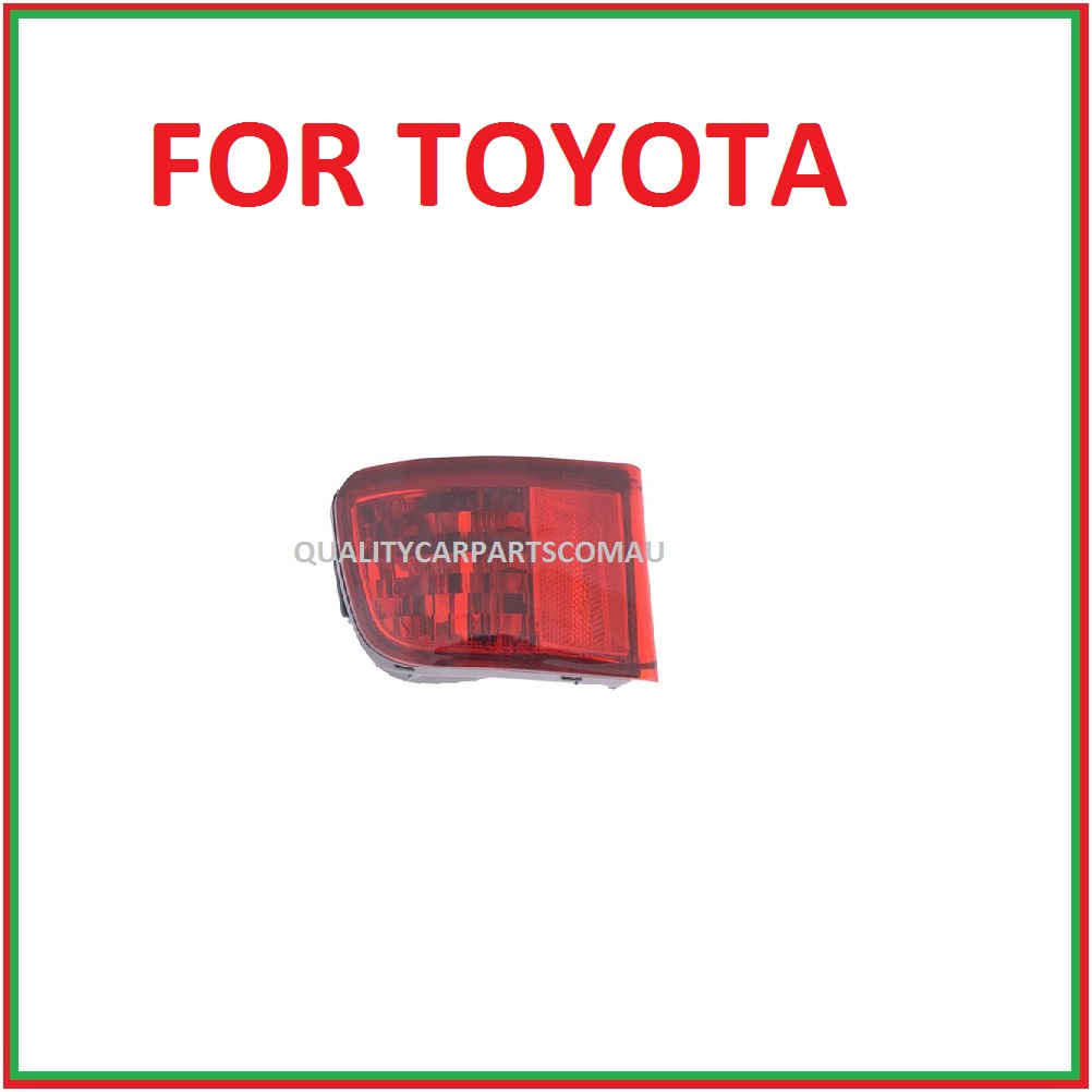 Tail lights Right for Toyota landcruiser Prado J120 2002-2009