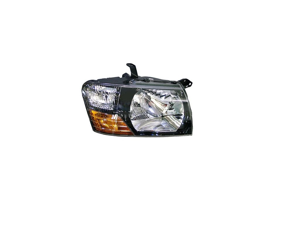 Headlights Right for Mitsubishi Pajero NM 2000-2002