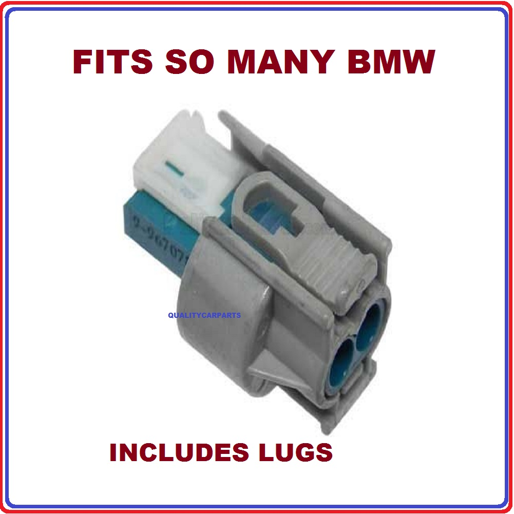 Outside air Ambient Temperature Sensor connector plug BMW E36 E46 E90 E60 X3 X4 X6 Z4 ETC