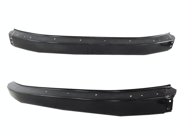 FRONT UPPER BUMPER BAR COVER FOR FORD COURIER PE 1999-2002