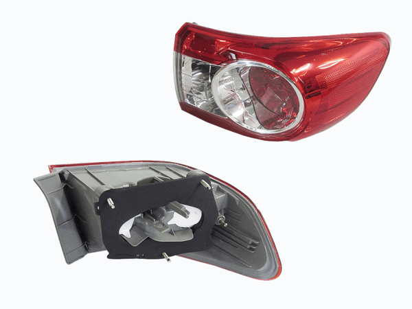 TAIL LIGHT RIGHT HAND SIDE FOR TOYOTA COROLLA ZRE152 2011-ONWARDS