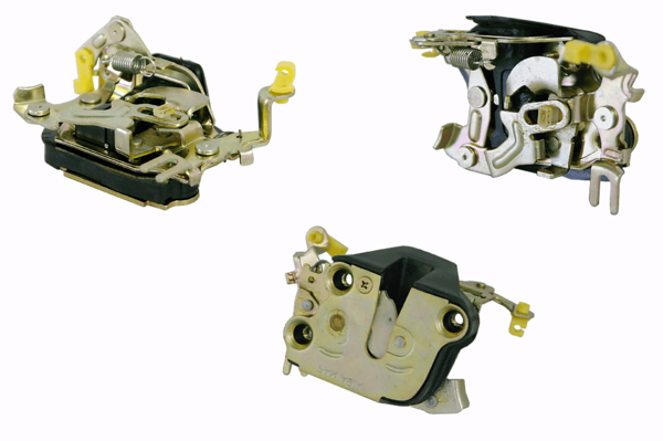 FRONT DOOR LATCH RIGHT HAND SIDE FOR TOYOTA HIACE YH50/YH70 1983-1989