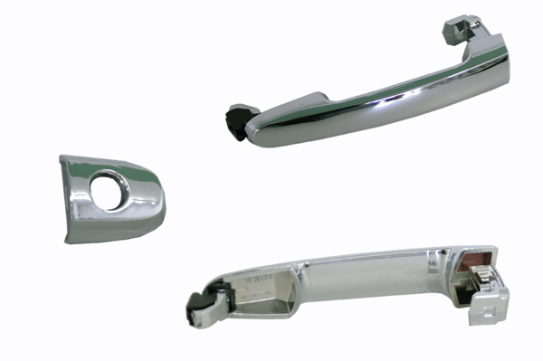 FRONT OUTER DOOR HANDLE LEFT HAND SIDE FOR TOYOTA HILUX 2005-2015