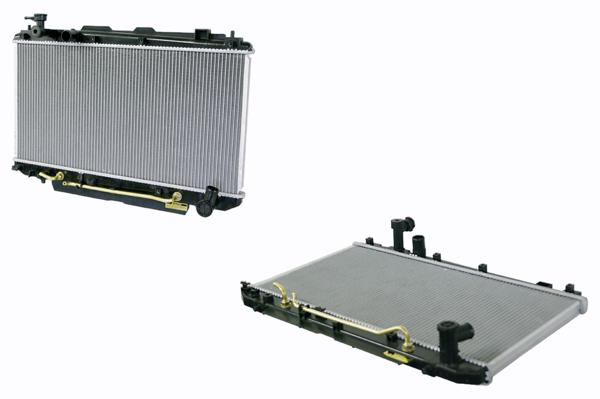 RADIATOR FOR TOYOTA RAV4 ACA20 SERIES 2000-2005