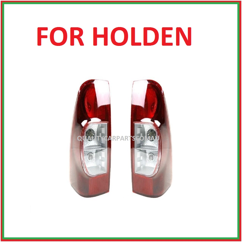Tail light for Holden Rodeo RA 2006-12 (pair)