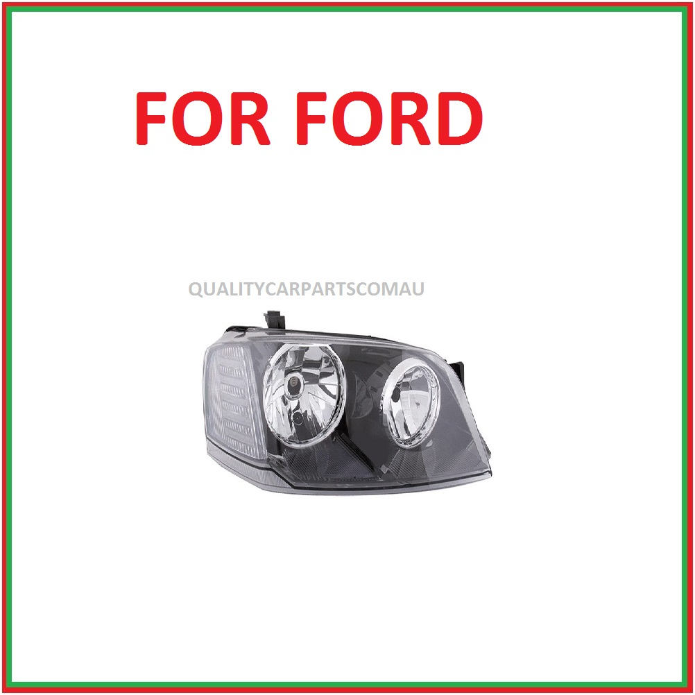 Headlight Right Side for Ford Territory SX/SY 2004-2009