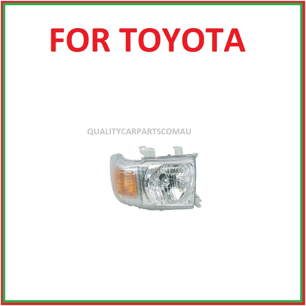 Headlights left for Toyota landcruiser 200 series 2007-2015