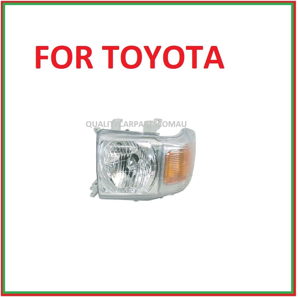 Headlights Right for Toyota landcruiser 200 series 2007-2015