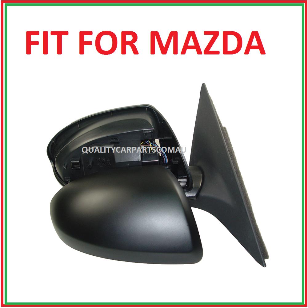 MAZDA 6 GH DOOR MIRROR RIGHT HAND SIDE