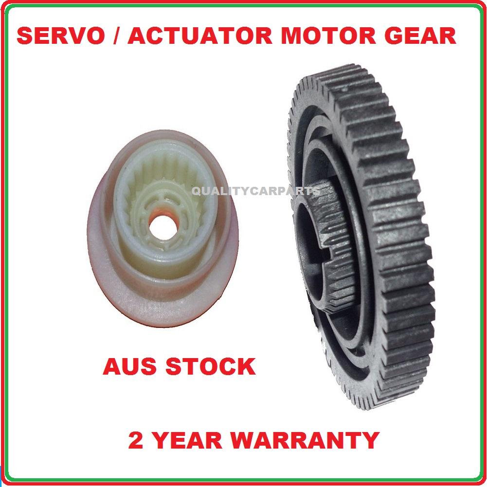 BMW E83 X3 E53 X5 Transfer Case Servo Actuator Motor Gear Kit 2X GEARS NEW MODEL